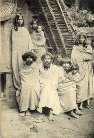 Индийские крестьяне. Конец XIX века