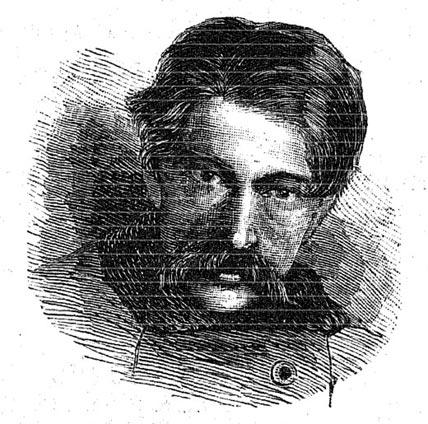 Александр Соловьев. Из журнала «Светозор» за 1879 год