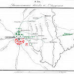 Расположение войск 6 августа 1812 года ...
